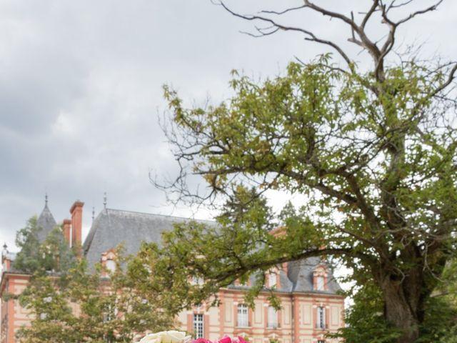 Le mariage de Francesco et Cécile à Vouzon, Loir-et-Cher 29