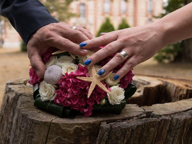 Le mariage de Francesco et Cécile à Vouzon, Loir-et-Cher 30