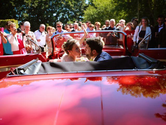 Le mariage de Romain et Anne-Sophie à Dozulé, Calvados 14