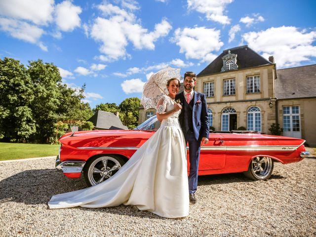 Le mariage de Romain et Anne-Sophie à Dozulé, Calvados 16