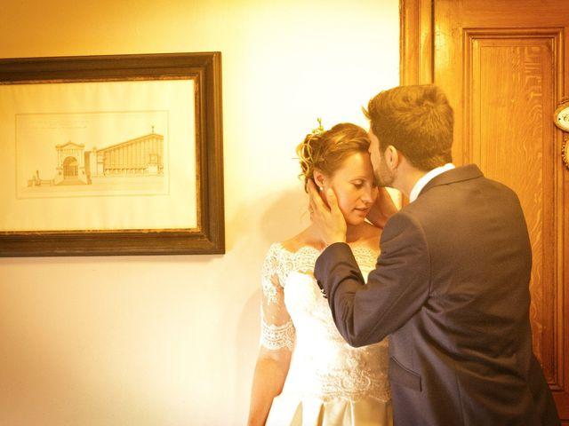 Le mariage de Anne-Sophie et Romain