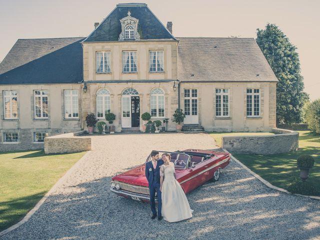 Le mariage de Romain et Anne-Sophie à Dozulé, Calvados 17