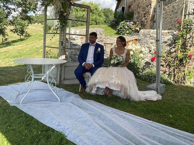 Le mariage de Ludovic et Lucie  à Château-Chervix, Haute-Vienne 10