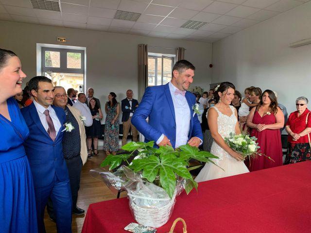 Le mariage de Ludovic et Lucie  à Château-Chervix, Haute-Vienne 11