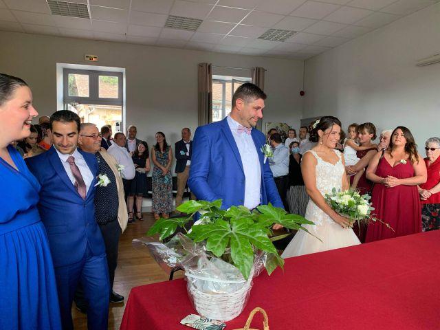 Le mariage de Ludovic et Lucie  à Château-Chervix, Haute-Vienne 12