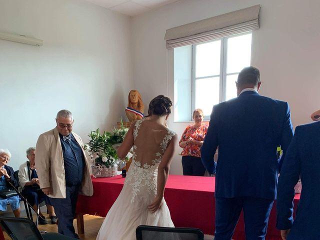 Le mariage de Ludovic et Lucie  à Château-Chervix, Haute-Vienne 13