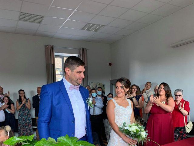 Le mariage de Ludovic et Lucie  à Château-Chervix, Haute-Vienne 14