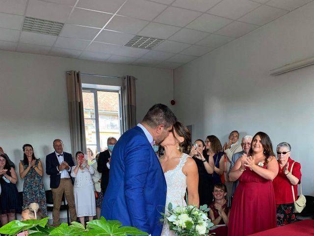 Le mariage de Ludovic et Lucie  à Château-Chervix, Haute-Vienne 15