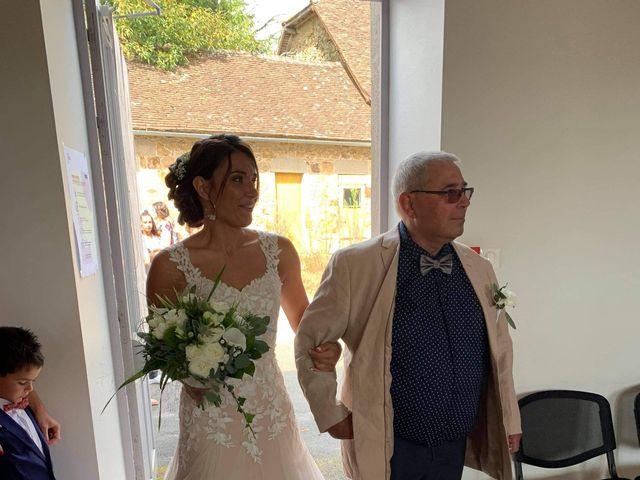 Le mariage de Ludovic et Lucie  à Château-Chervix, Haute-Vienne 17