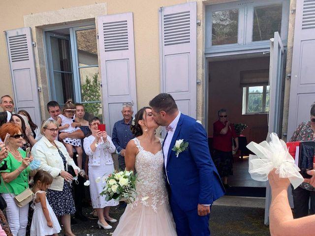 Le mariage de Ludovic et Lucie  à Château-Chervix, Haute-Vienne 19
