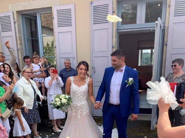 Le mariage de Ludovic et Lucie  à Château-Chervix, Haute-Vienne 20