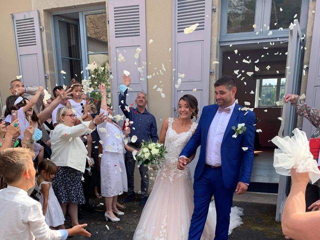 Le mariage de Ludovic et Lucie  à Château-Chervix, Haute-Vienne 23