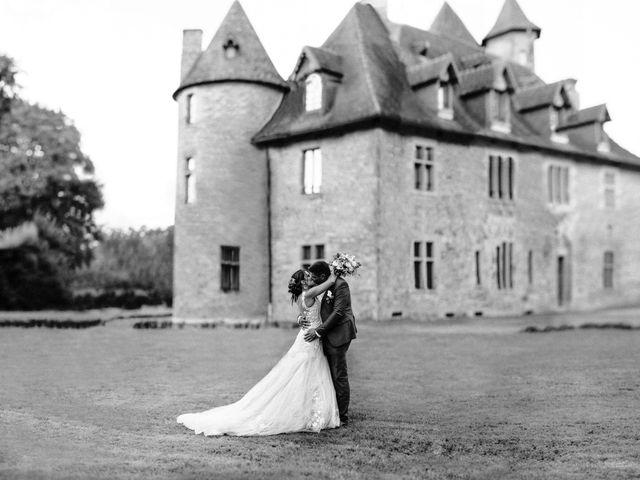 Le mariage de Ludovic et Lucie  à Château-Chervix, Haute-Vienne 30