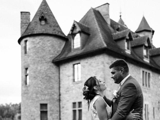 Le mariage de Ludovic et Lucie  à Château-Chervix, Haute-Vienne 31