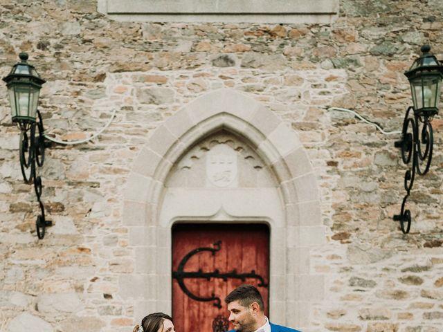 Le mariage de Ludovic et Lucie  à Château-Chervix, Haute-Vienne 33