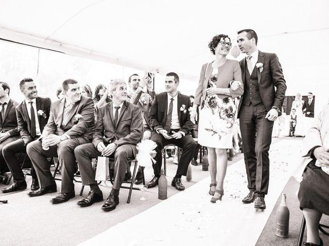 Le mariage de Jérôme et Ingrid à Saint-Marcel, Morbihan 1