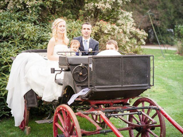 Le mariage de Jérôme et Ingrid à Saint-Marcel, Morbihan 20