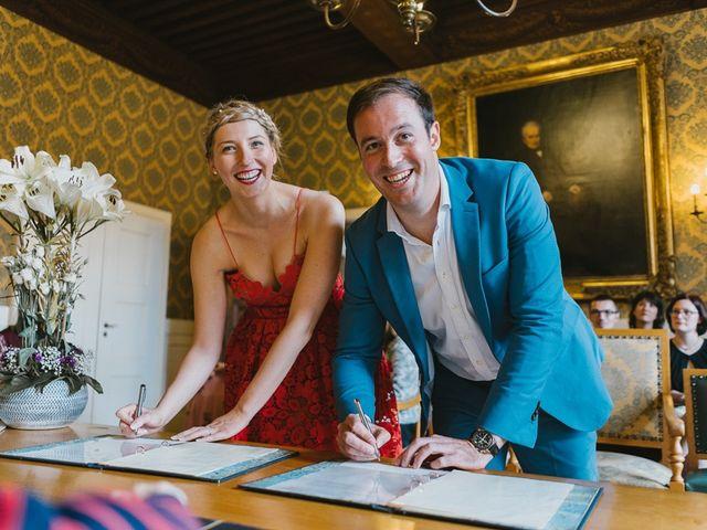Le mariage de Adrien et Daphnée à Nantes, Loire Atlantique 7