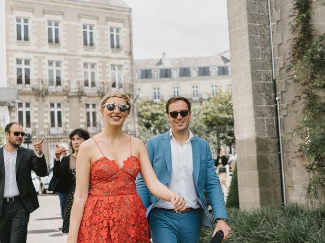 Le mariage de Adrien et Daphnée à Nantes, Loire Atlantique 10