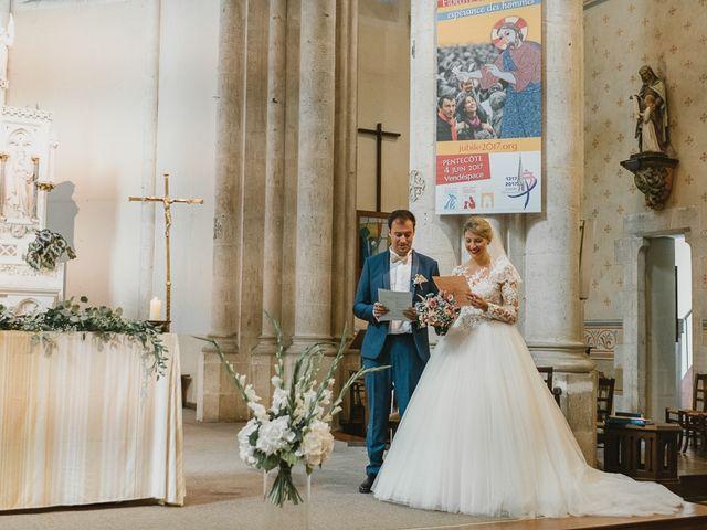 Le mariage de Adrien et Daphnée à Nantes, Loire Atlantique 28