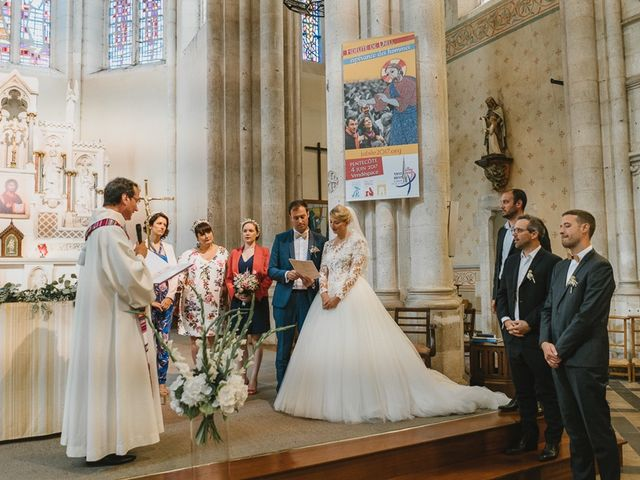 Le mariage de Adrien et Daphnée à Nantes, Loire Atlantique 30