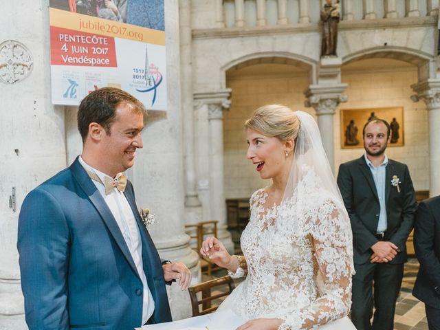 Le mariage de Adrien et Daphnée à Nantes, Loire Atlantique 33