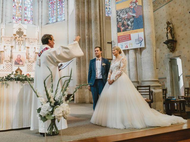 Le mariage de Adrien et Daphnée à Nantes, Loire Atlantique 34
