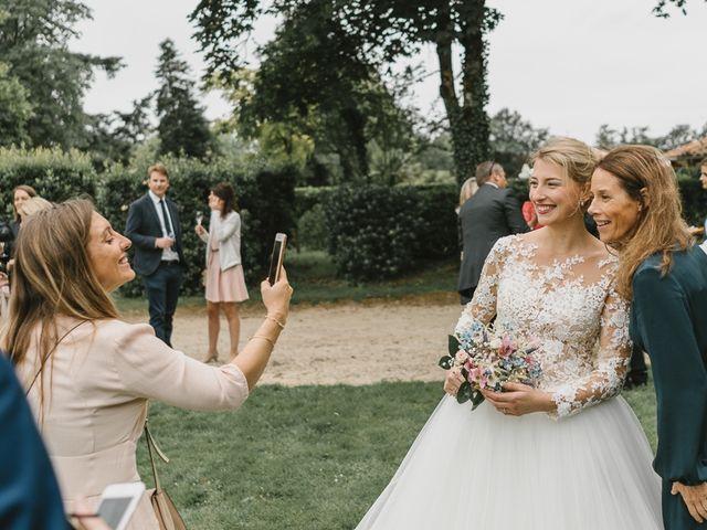 Le mariage de Adrien et Daphnée à Nantes, Loire Atlantique 43