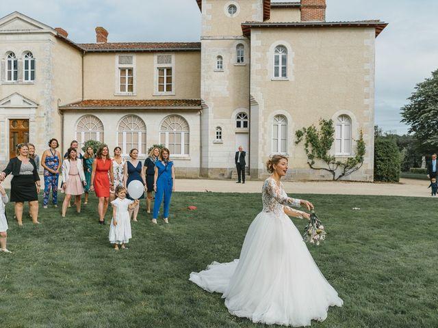 Le mariage de Adrien et Daphnée à Nantes, Loire Atlantique 46
