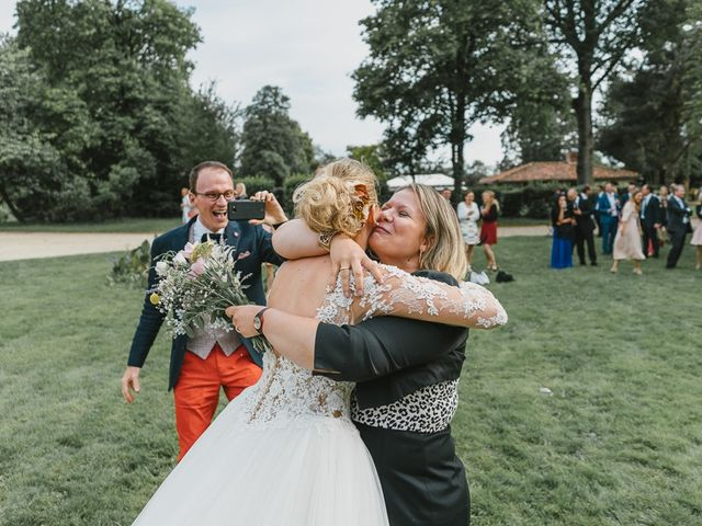 Le mariage de Adrien et Daphnée à Nantes, Loire Atlantique 50