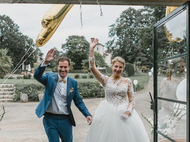 Le mariage de Adrien et Daphnée à Nantes, Loire Atlantique 53