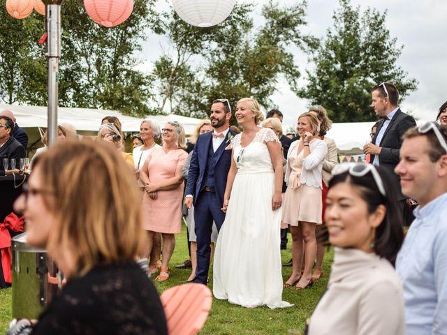 Le mariage de Ludovic et Charlotte à Brest, Finistère 21