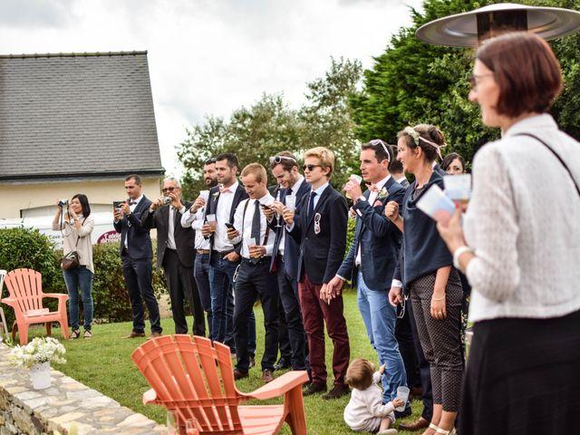 Le mariage de Ludovic et Charlotte à Brest, Finistère 25