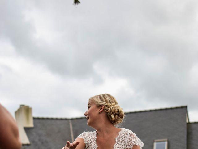 Le mariage de Ludovic et Charlotte à Brest, Finistère 29