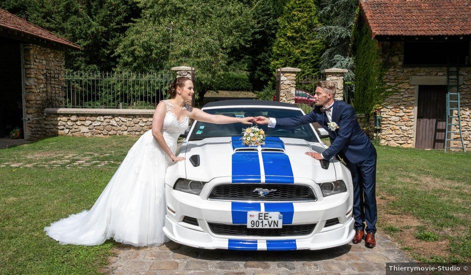 Le mariage de Maxime et Eugenie à Montmirail, Marne