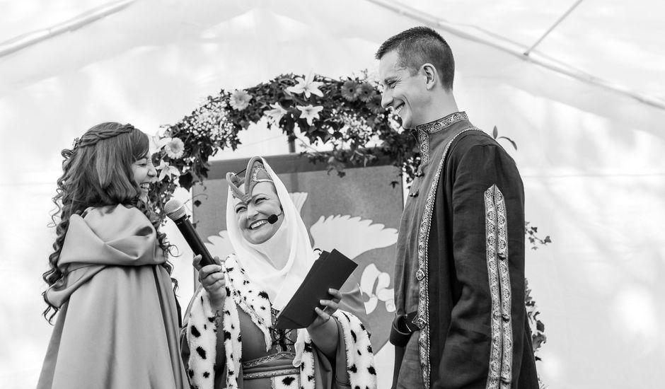 Le mariage de Nicolas et Céline à Ernes, Calvados