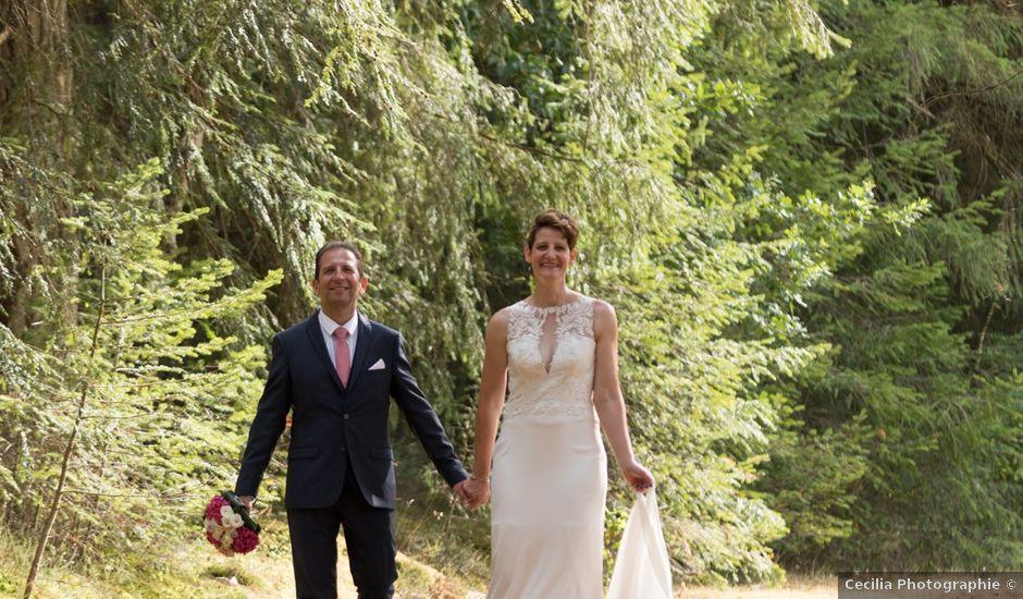 Le mariage de Francesco et Cécile à Vouzon, Loir-et-Cher