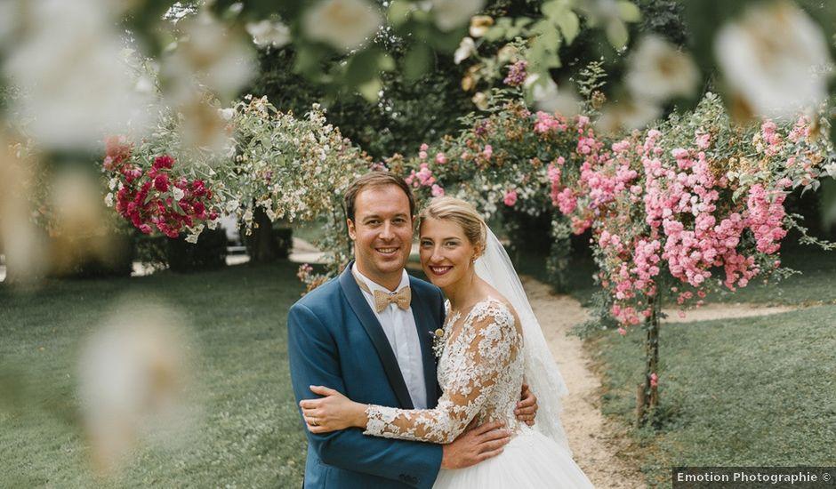 Le mariage de Adrien et Daphnée à Nantes, Loire Atlantique