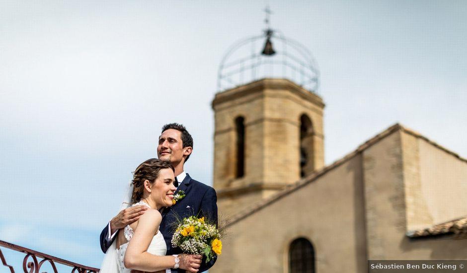 Le mariage de Anthony et Léa à Istres, Bouches-du-Rhône