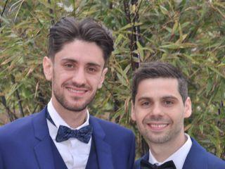 Le mariage de Anthony  et Oscar