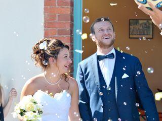 Le mariage de Ludivine et Florent