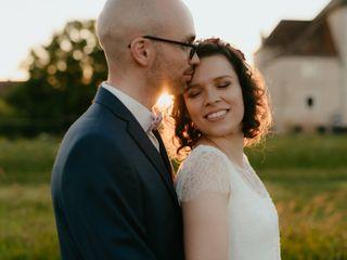 Le mariage de Gwenaëlle et Clément