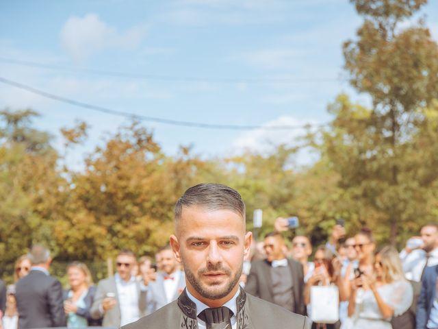 Le mariage de Julien et Ludivine à Genas, Rhône 7