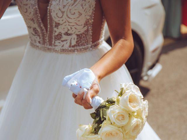Le mariage de Julien et Ludivine à Genas, Rhône 9