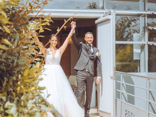 Le mariage de Julien et Ludivine à Genas, Rhône 14