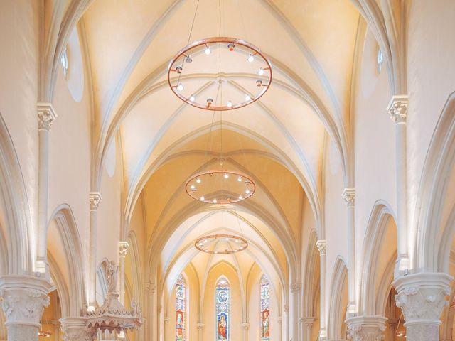 Le mariage de Julien et Ludivine à Genas, Rhône 16