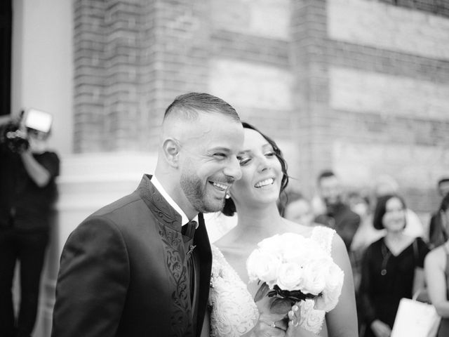 Le mariage de Julien et Ludivine à Genas, Rhône 29