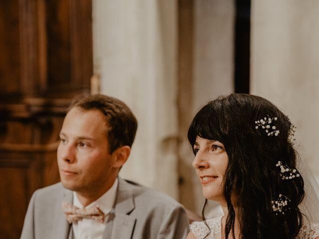 Le mariage de Edouard et Hannah à Saint-Saturnin-lès-Apt, Vaucluse 17