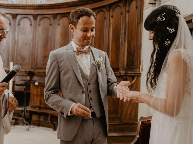 Le mariage de Edouard et Hannah à Saint-Saturnin-lès-Apt, Vaucluse 18