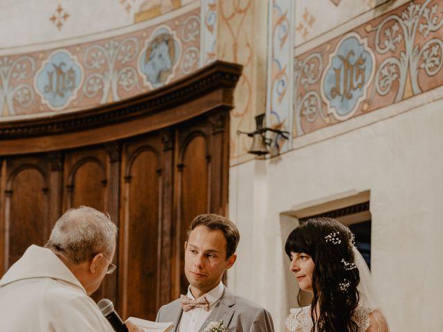 Le mariage de Edouard et Hannah à Saint-Saturnin-lès-Apt, Vaucluse 19